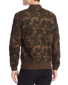 Superdry - Rookie Duty Camouflage Bomber Jacket