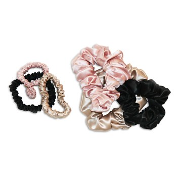Slip Silk Scrunchies by Slip For Beauty Sleep