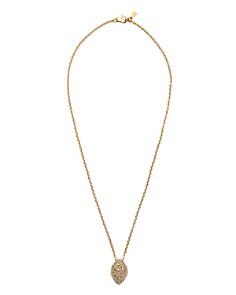 "Atelier Swarovski - Moselle Pendant Necklace, 28"""