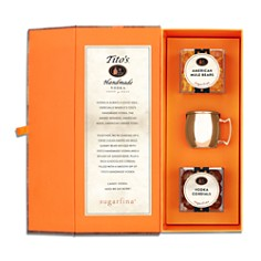 Sugarfina - x Tito's Handmade Vodka 3-Piece Bento Box