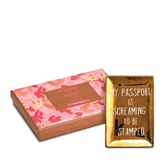 Rosanna My Passport is Screaming to Be Stamped Tray - Bloomingdale's_0
