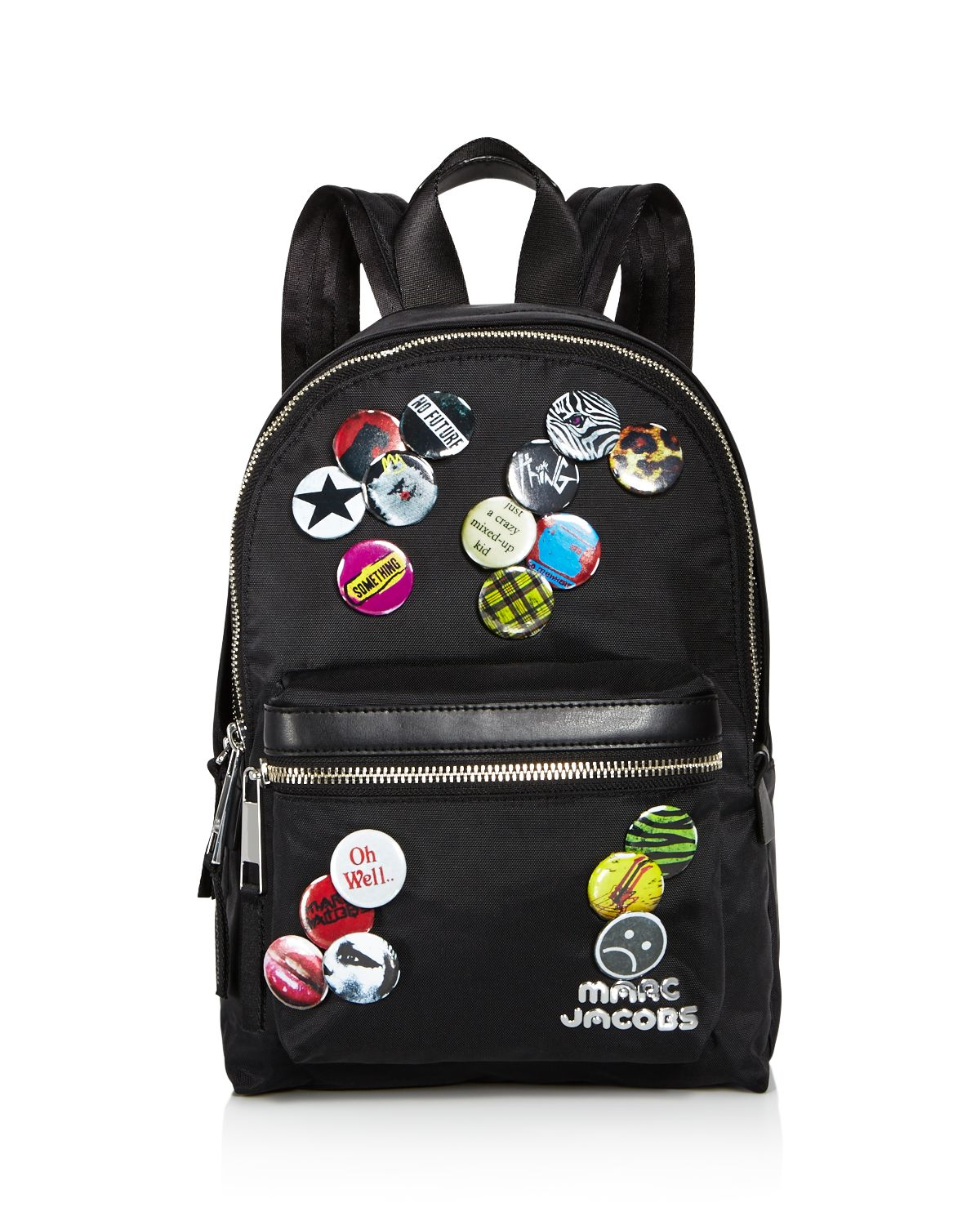 Tres Pack Badges Medium backpack Marc Jacobs