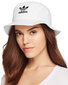 adidas Originals - Unisex Denim Bucket Hat