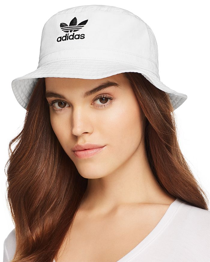 12c15d74 adidas Originals Unisex Trefoil Bucket Hat | Bloomingdale's