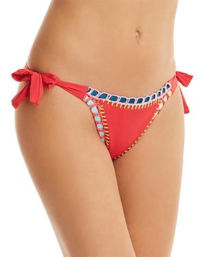 Platinum Crochet Full Bikini Bottom - 100% Exclusive