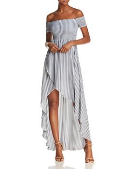 Show Me Your MuMu - Willa Off-the-Shoulder Maxi Dress