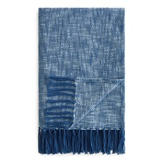 Sparrow & Wren Textured Chambray Throw - 100% Exclusive - Bloomingdale's_0