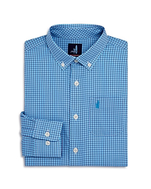 Johnnieo Boys Currin Prepformance Woven Shirt  Little Kid Big Kid