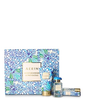 Aerin MEDITERRANEAN HONEYSUCKLE FRAGRANCE COLLECTION GIFT SET