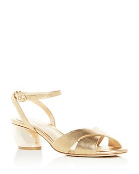 Imagine VINCE CAMUTO - Women's Leven Mid-Heel Sandals
