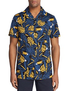 Onia - Incognito Toucan Camp Shirt - 100% Exclusive