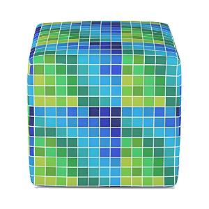 Sparrow & Wren Kobi Cube Ottoman - 100% Exclusive