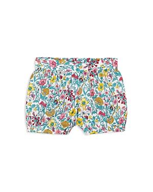 Jacadi Girls Floral Shorts  Baby