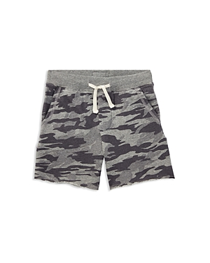 Polo Ralph Lauren Boys Camo French Terry Shorts  Little Kid