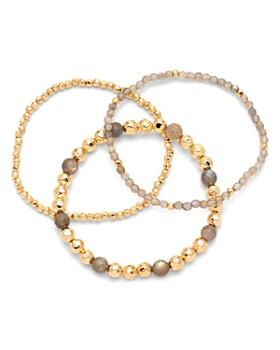 Gorjana - Gypset Beaded Stretch Bracelets