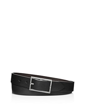 Shinola - Men's Reversible Rectangle Buckle Belt