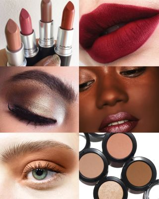 Small Eye Shadow, M·A·C Throwbacks: Lips & Eyes Collection