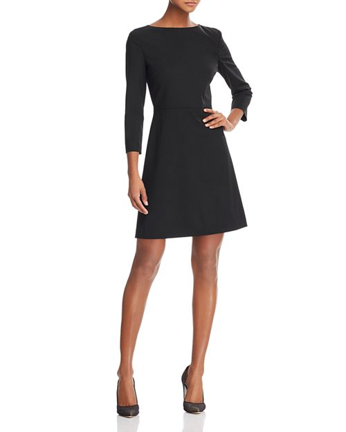 Theory - Kamillina Stretch-Wool Dress