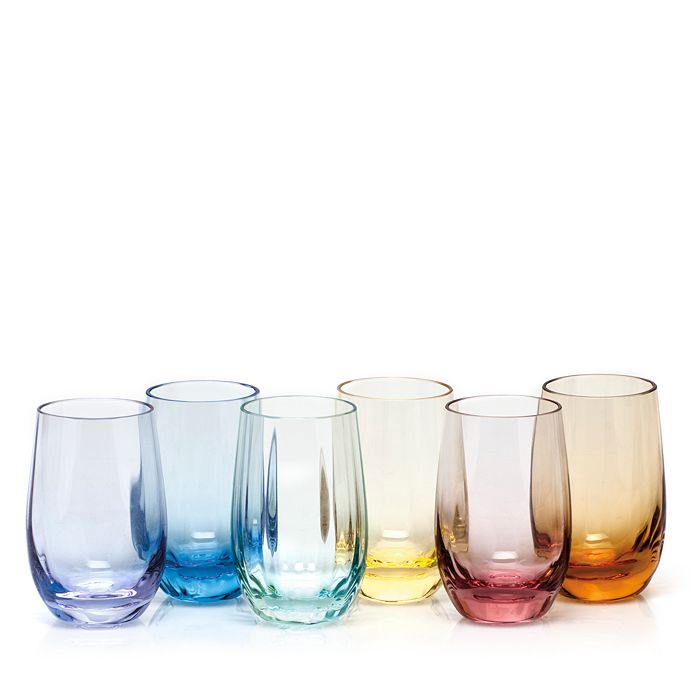 Moser - Optic Shot Glass, Set of 6