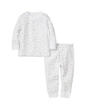 Kissy Kissy - Girls' Garden Rose Pajama Top & Pants Set - Baby