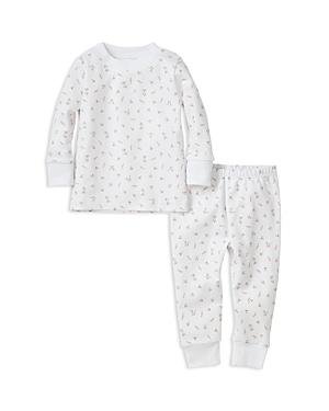 Kissy Kissy Girls' Garden Rose Pajama Top & Pants Set - Baby