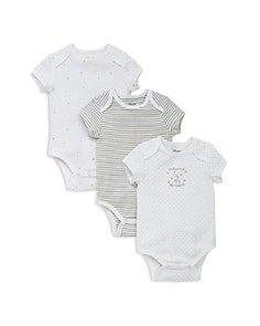 Little Me Boys' Welcome World Bodysuit, 3 Pack - Baby - Bloomingdale's_0