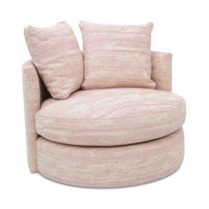 Bloomingdale's Artisan Collection Hazel Swivel Chair 2901102