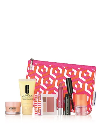$Gift with any $40 Clinique purchase! - Bloomingdale's