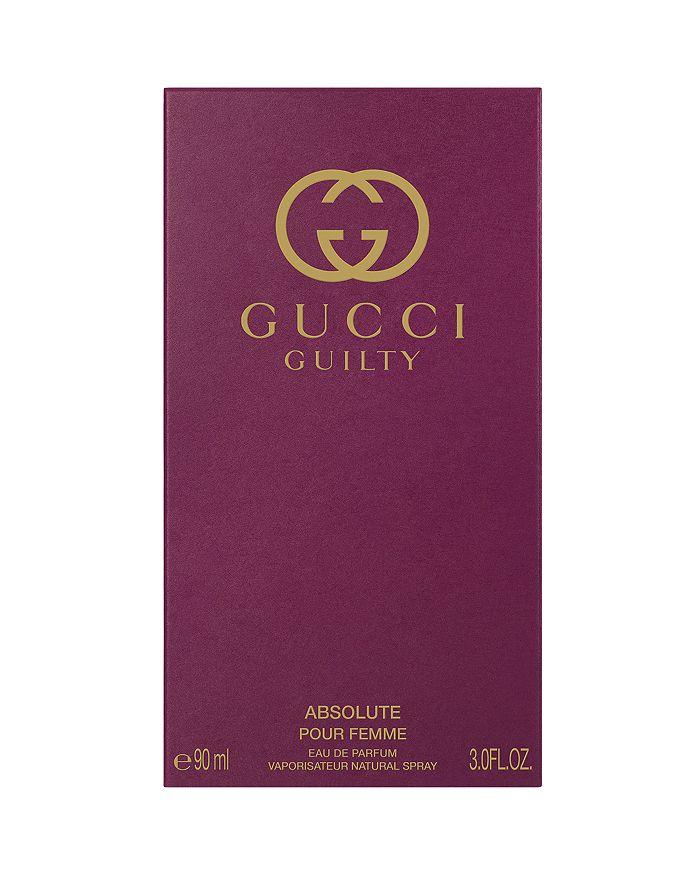 Gucci Guilty Absolute Pour Femme Eau De Parfum Bloomingdales