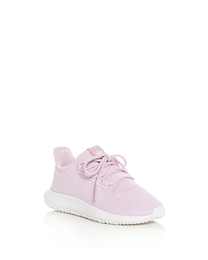 Adidas Girls Tubular Shadow Knit Lace Up Sneakers  Toddler Little Kid