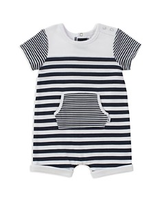 Absorba Boys' Contrast Striped Romper - Baby - Bloomingdale's_0