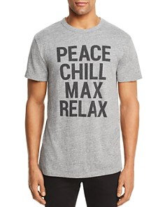 CHASER Peace Chill Max Relax Tee - 100% Exclusive - Bloomingdale's_0