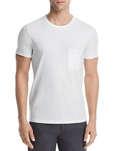 Theory Essential Pocket Tee - Bloomingdale's_0