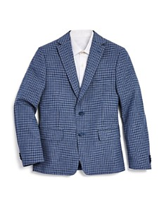 Michael Kors Boys' Check Sport Coat - Big Kid - Bloomingdale's_0