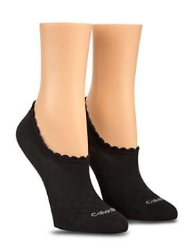 Calvin Klein - Diamond Openwork Liner Socks e4b61902c