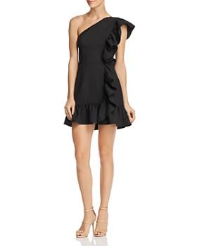 Jarlo - Xanadu One-Shoulder Dress