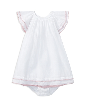 Ralph Lauren Girls Cotton Gauze Boho Dress  Bloomers Set  Baby