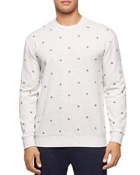 Tommy Hilfiger - Logo Loungewear Crewneck Sweatshirt