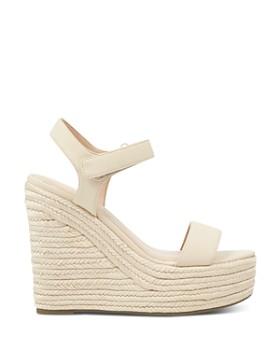 Kendall + Kylie - Women's Grand Platform Wedge Espadrille Sandals