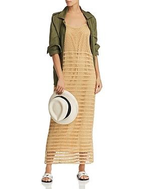 Elizabeth and James Edna Crochet Maxi Dress