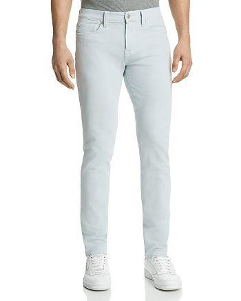 Joe's Jeans - Kinetic Bi-Stretch Slim Fit Jeans in Gray Day