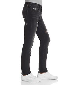 True Religion - Rocco Slim Fit Jeans in Dark Streets