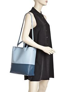 Alice.D - Milano Medium Leather Tote