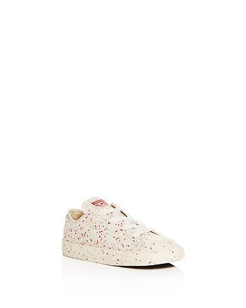 Converse - Girls' Chuck Taylor All Star Paint Splatter Lace Up Sneakers - Walker, Toddler