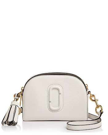 f3cc462838 MARC JACOBS Shutter Small Leather Crossbody | Bloomingdale's