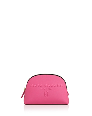 Marc Jacobs Dome Leather Cosmetics Bag