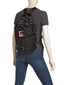 MARC JACOBS - Sport Sling Nylon Backpack