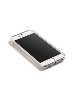 kate spade new york - Jeweled Daisy Garden Clear iPhone 7/8 Case