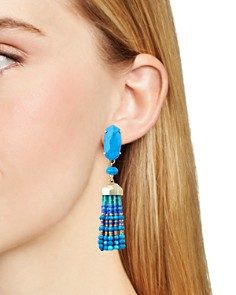 Kendra Scott - Dove Tassel Drop Earrings
