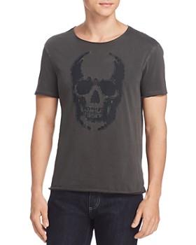 John Varvatos Star USA - Skull Graphic Tee